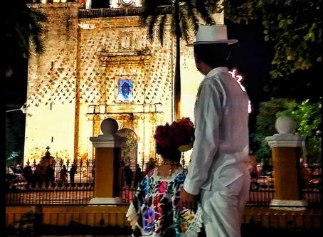 Valladolid, ville coloniale du Yucatán.