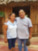 foto au coeur du village maya (3).JPG