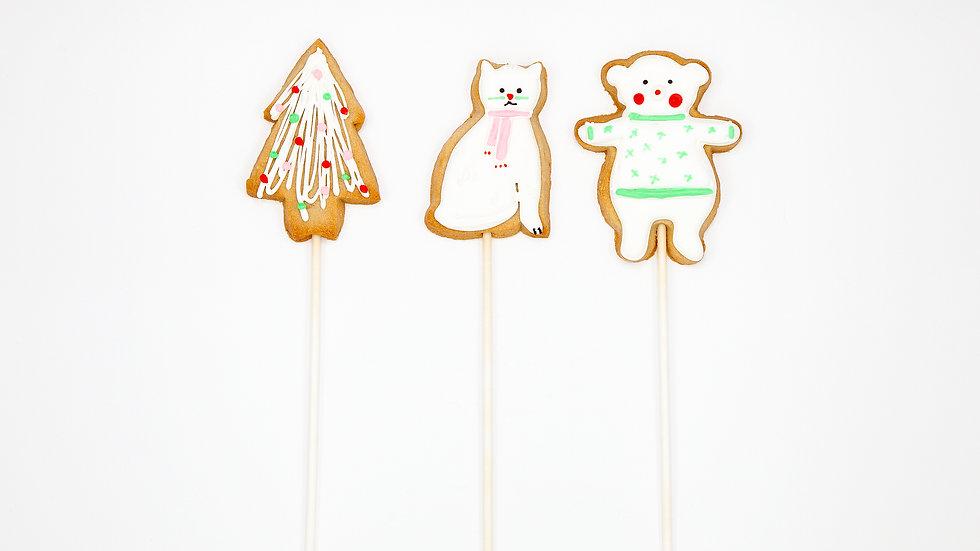 Biscuits sur bâton