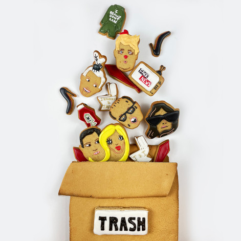 THE TRASH BOX