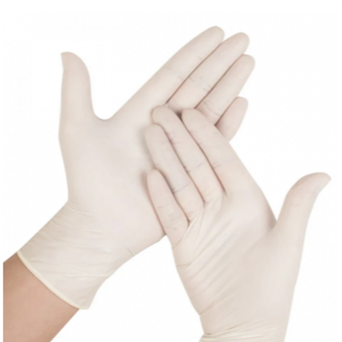 XPoducts Latex Gloves -- 100/box