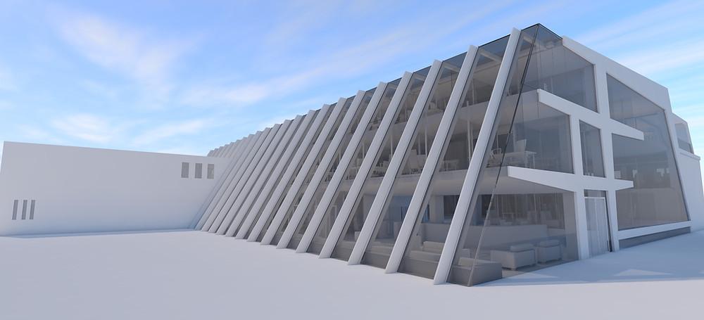 6° Posto Concorso Innovatio Square Center - Studio FAST