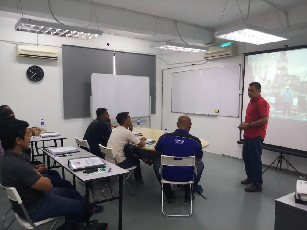 IECEx Class - Sept 2019