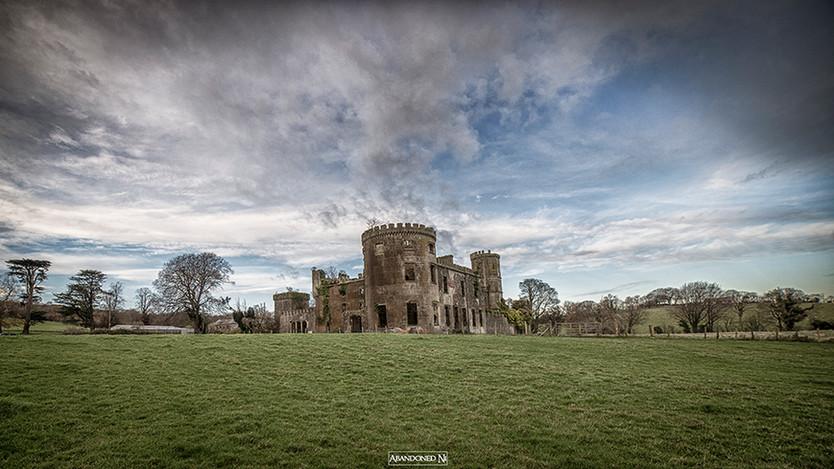Kilwaughter Castle