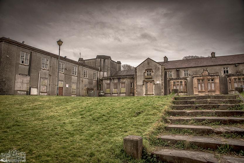 18th Century Abandoned Boarding School.
