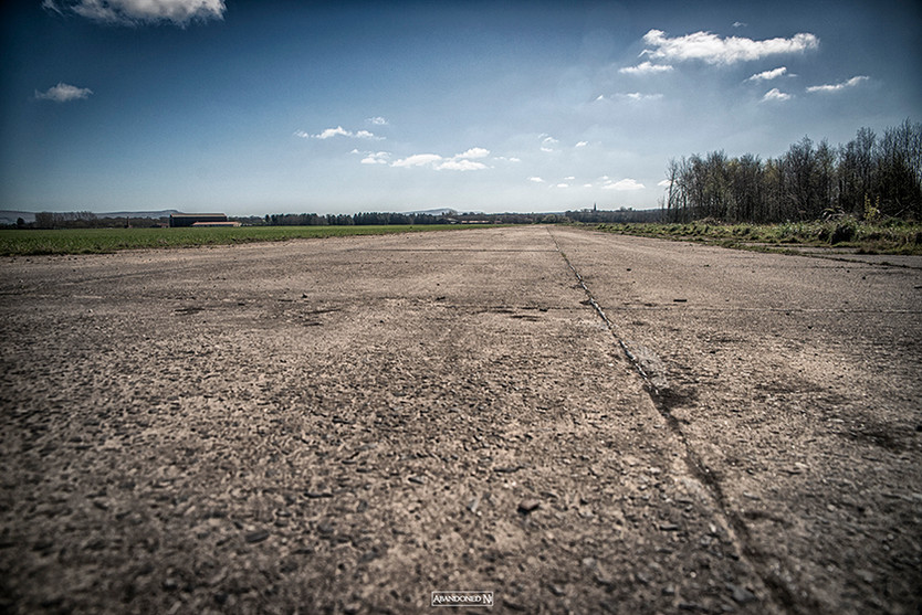 The old airbase