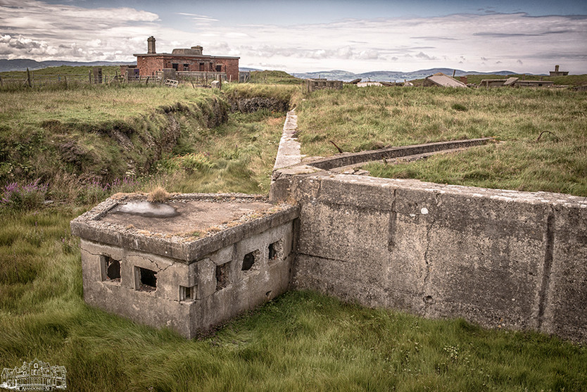 Abandoned WW1 Military Fort