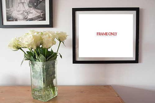 "Frame to fit 12X9""Mounted Print"