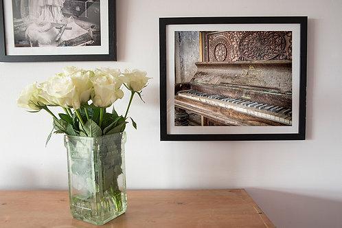 T'was my mums Piano - Keys