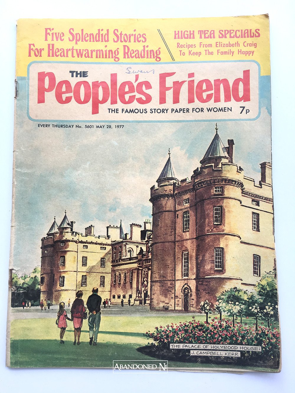 The People's Friend - 1977