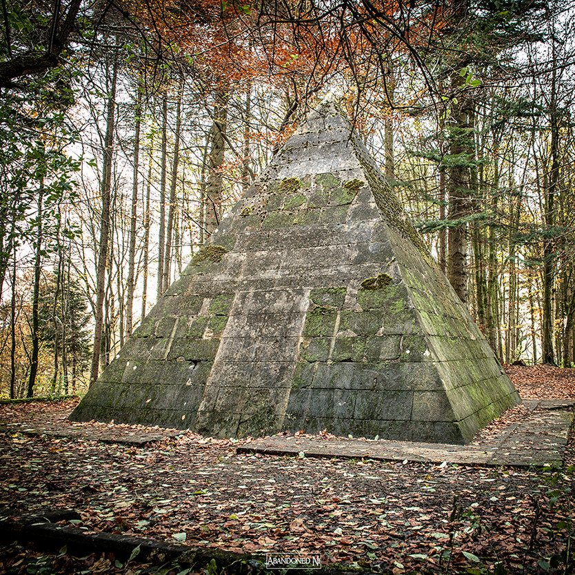 The Forgotten Pyramid