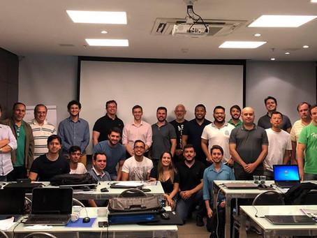 Equipe CIETEC participa de curso de Modelos Avançados com TQS