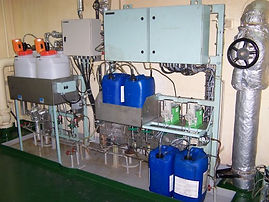 24/7 boiler water steam control monitoring dosing automatic instrumentation