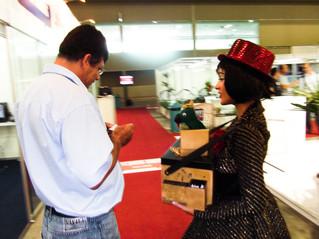 O Realejo integra a programação cultural do 28º Congresso Mineiro de Municípios da AMM no Expominas.
