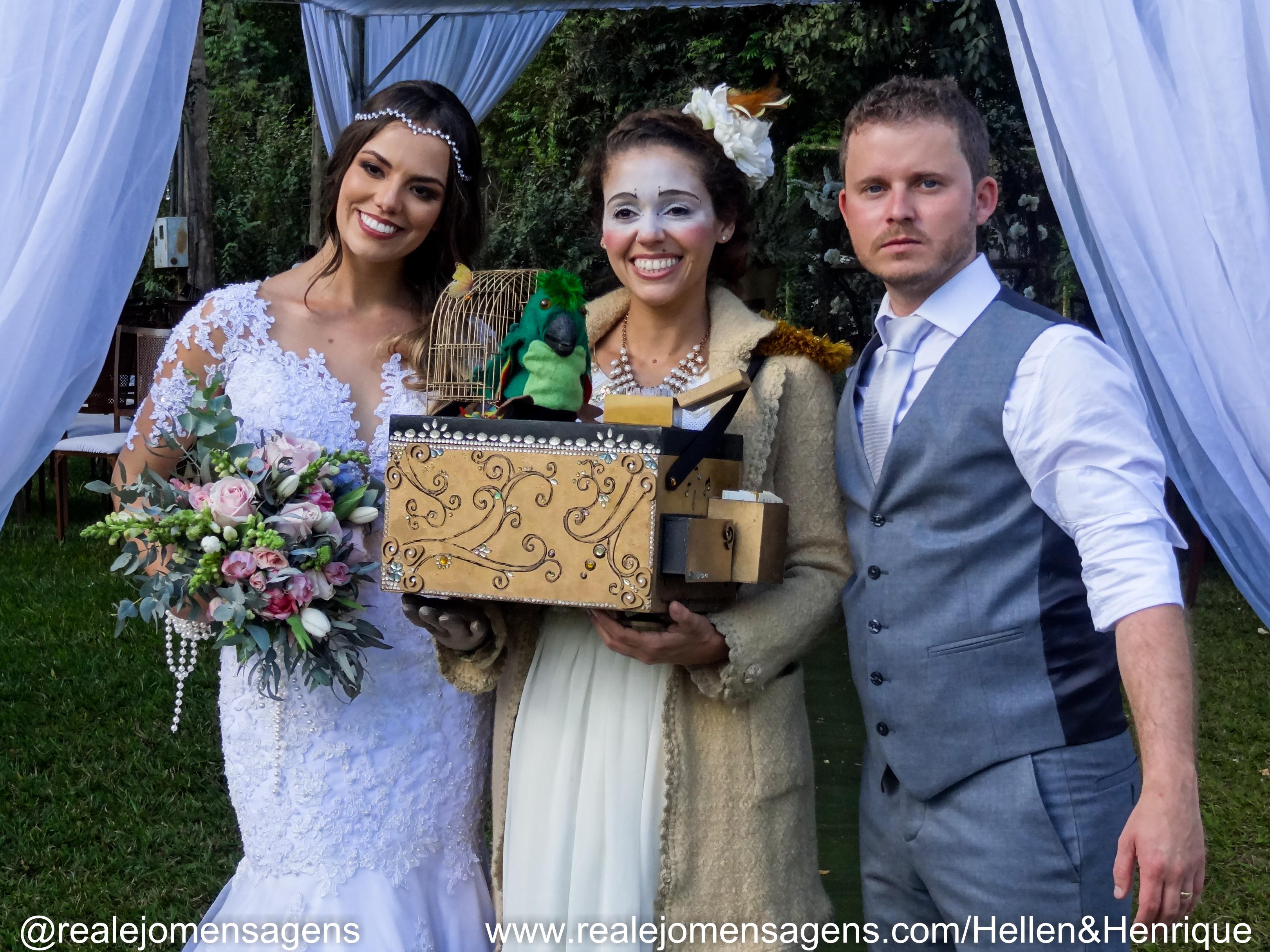 Casamento Hellen e Henrique