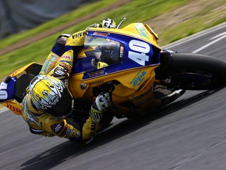 全日本ロードレース選手権 第4戦 筑波 結果報告