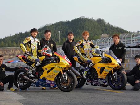 全日本ロードレース 開幕戦 ツインリンクもてぎ