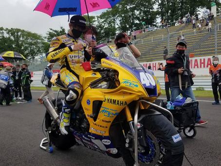 全日本ロードレース 第3戦 菅生 結果報告