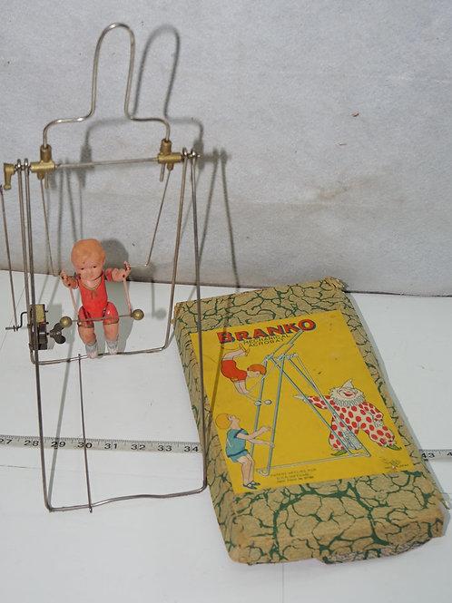 Branko Mechanical Acrobat - Windup Toy