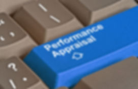 keyboard with key for performance apprai