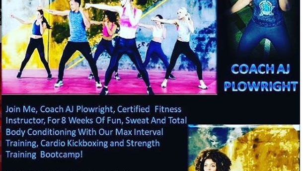 PLOWRIGHT FITNESS' BOOTCAMP