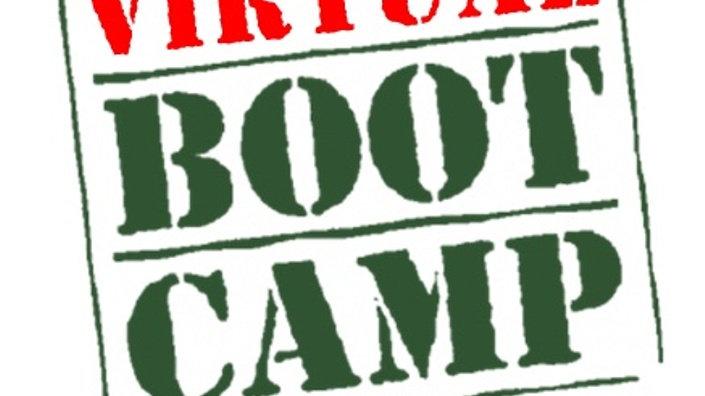 Plowright Fitness' Virtual Bootcamp Walk-Ins