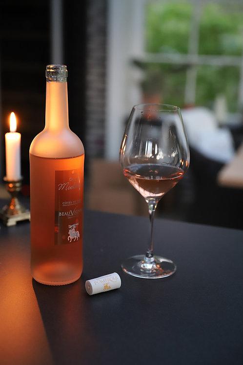 Le Moelleux rosé