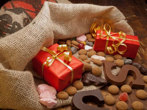 Knutselwedstrijd voor Sinterklaas!