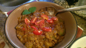 Completely Unauthentic But Pretty Good Tasting Dahl