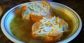 Vegan French Onion Soup the Easy Way