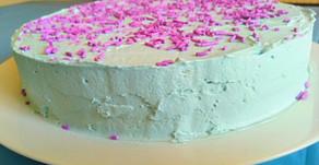 Tried and True Vegan Birthday Cake: No Weird Ingredients!