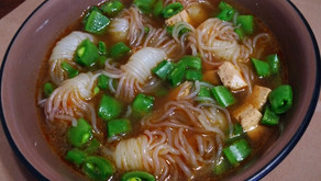 Quick Sweet And Sour Soup With A Kick
