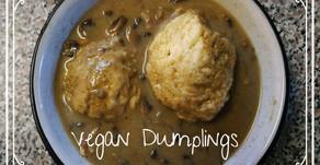 Cheesy Vegan Soup Dumplings!
