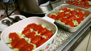Stuffed Pasta Shells: High Protein, Low Fat and Good for Picky Kids