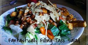 Fantastically Filling Taco Salad