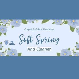 Soft spring         Freshener & Cleaner