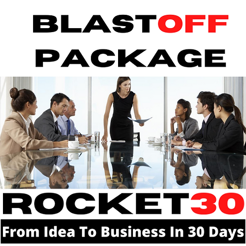 The Blastoff Package