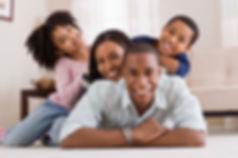 black family on carpet.jpg