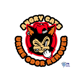 Angry Cats          Urine Removal