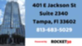 401 E Jackson St Suite 2340, Tampa, Fl 3