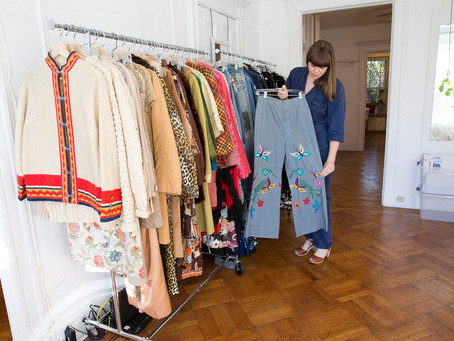 The vintage clothing Space