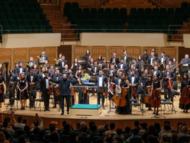The Power of Passion-A Cocnert by PolyU Orchestra at Hong Kong Cultural Centre Concert Hall