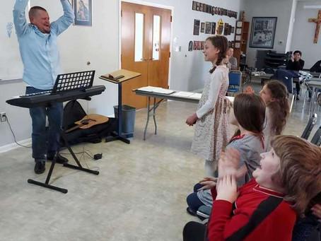 Children's Music Class