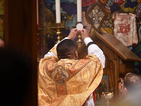 Ordinariate Mass - Sun Aug 30