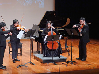 An Indulging Chamber Music Night