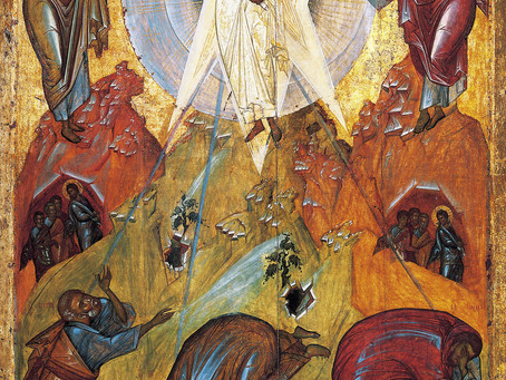 Feast of Transfiguration