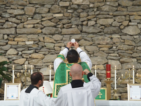 Ordinariate Mass - Sun Sept 6