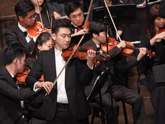 PolyU Orchestra's Concert at Shenzhen Concert Hall : Music Guidance and Appreciation Concert