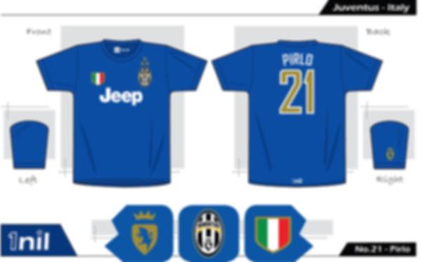 Juventus - No.21 Pirlo