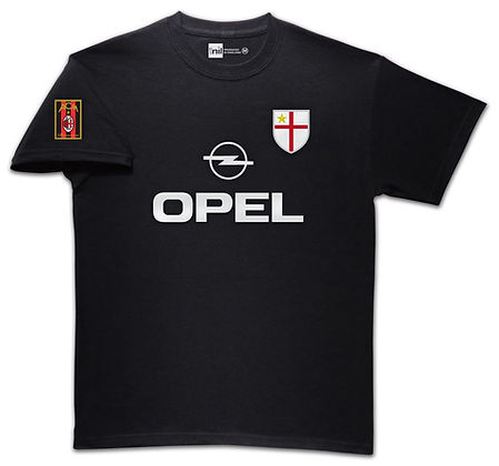 AC Milan 1999 - Opel No.3 Maldini